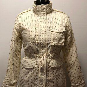 Stussy Girls Site M65 Jacket – Ivory/Black SS Link